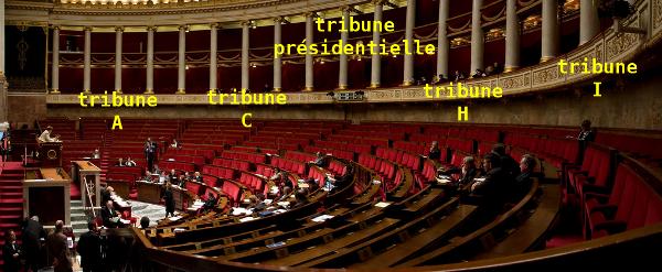 Tribunes publiques